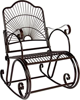 Best antique cane rocking chair Reviews