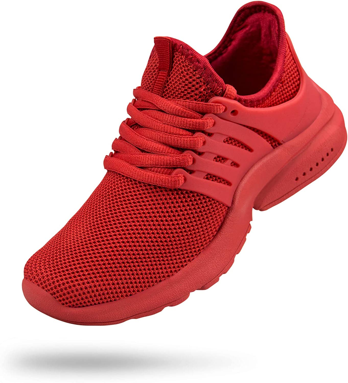 Troadlop Kids Sneaker Lightweight Breathable Running Inexpensive Tennis Boys Fees free