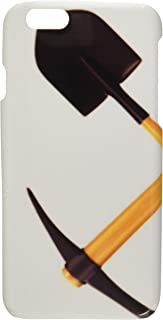 Mining Tools, Shovel and Pickaxe. 3D Render Illustration Cell Phone Cover case iPhone6