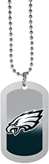 Best eagles dog tag necklace Reviews