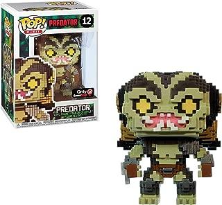 Funko Predator (GameStop Exclusive): Predator x POP! 8-bit Vinyl Figure & 1 POP! Compatible PET Plastic Graphical Protector Bundle [#012 / 22850 - B]