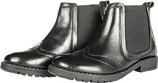 HKM Sports Equipment HKM 儿童 Jodhpur 鞋,皮革 9100 schwarz 32