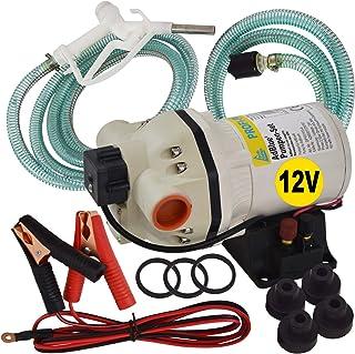 AdBlue® PUMPEN SET HARNSTOFF PUMPE, Chemikalien Pumpe, mit Saug  und Druckschlauch, Zapf Pistole und Zubehör, mit KUPFERWICKLUNG, JETZT MIT EXTRA Ersparnis! Elektrische pumpe für DIESEL Fasspumpe