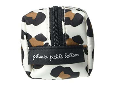 petunia pickle bottom Pacifier Porter (Leopard) Diaper Bags