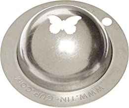 product image for Tin Cup Flutterby Golf Ball Marking Stencil, Steel