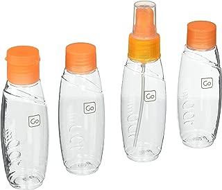 Go-Travel Cabin Bottle Set, Transparent, 658