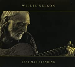 US direct Last Man Standing Music CD by Willie Nelson
