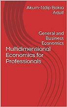 Multidimensional Economics for Professionals : General and Business Economics (Akum-multidimensional Economics Book 1)