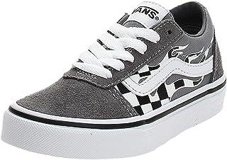 Vans Ward Canvas, Sneaker Mixte Enfant