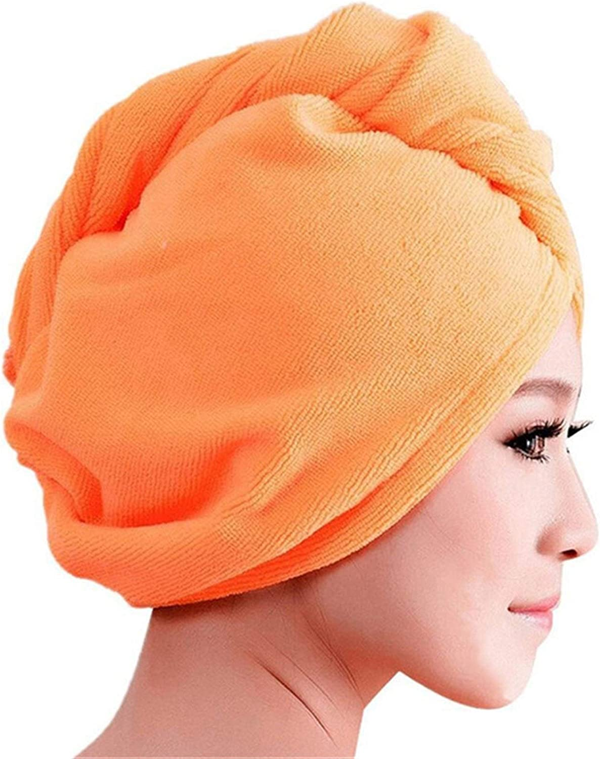 SEAL limited product Dry Hair Towel Super Absorbent T New sales Microfiber Quick