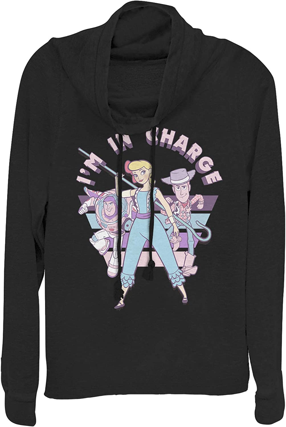 Juniors Toy Story Bo Peep Select Stores Cowl Neck Sweatshirt