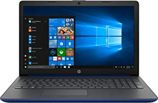 "HP Laptop, 15.6"" Dizüstü Bilgisayar, HD, Intel Core i5-10210u, 256 GB SSD, 8 GB DDR 4, Nvidia GeForce MX110 2 GB, 8BM89EA, Windows 10, Mavi/Gri"