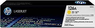 خرطوشة حبر اصفر ليزرجت من اتش بي Ce312a 126a