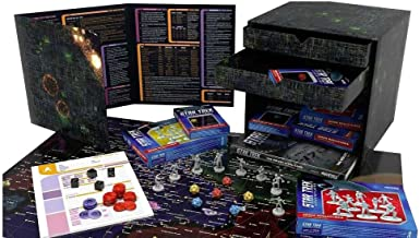 STAR TREK ADVENTURES RPG: BORG CUBE - COLLECTOR'S EDITION BOX