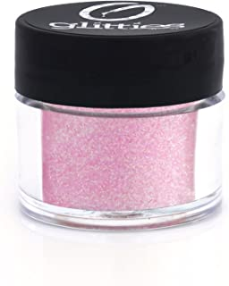 GLITTIES - Pink Flamingo - NAIL ART Iridescent Fine (.008