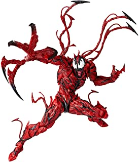 Huangyingui Carnage Revoltech Action Figure Approximately 155 Mm ABS & PVC Painted Action Figure