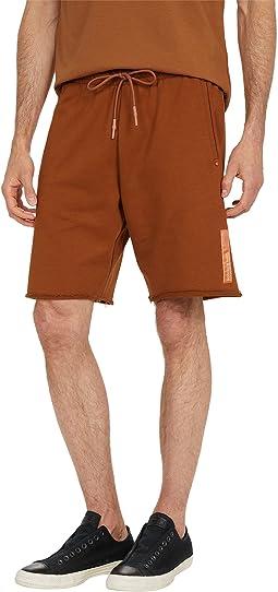Organic Cotton Felpa Shorts