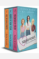 Squad Goals: The Complete Series Kindle Edition