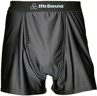 McDavid Classic Logo 9252 CL Sport Boxer No Cup Pocket Black X-Large