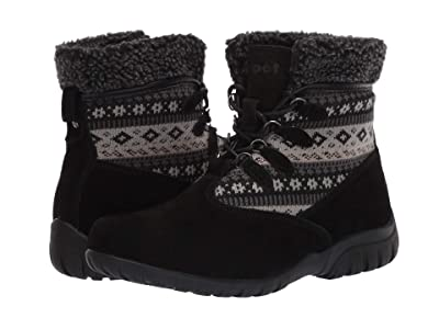 Propet Delaney Alpine (Black) Women
