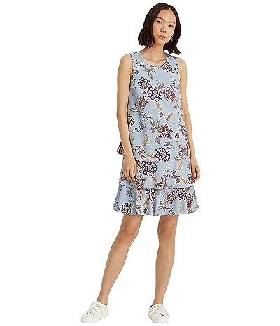 LAUREN Ralph Lauren Sleeveless Day Dress