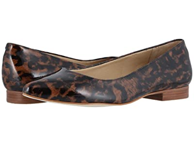 Walking Cradles Reece (Leopard Patent) Women