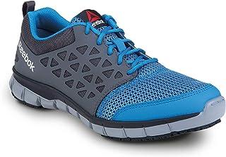 Work Sublite Cushion Work, Men's, Slip Resistant Athletic Work Shoe
