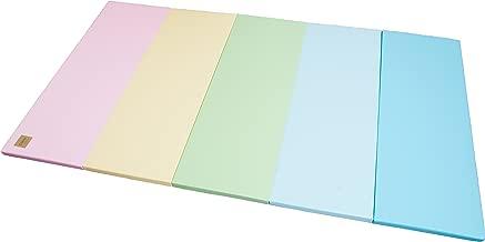 Caraz(カラズ) プレイマット 5段 140×250×4cm パールキャンディ