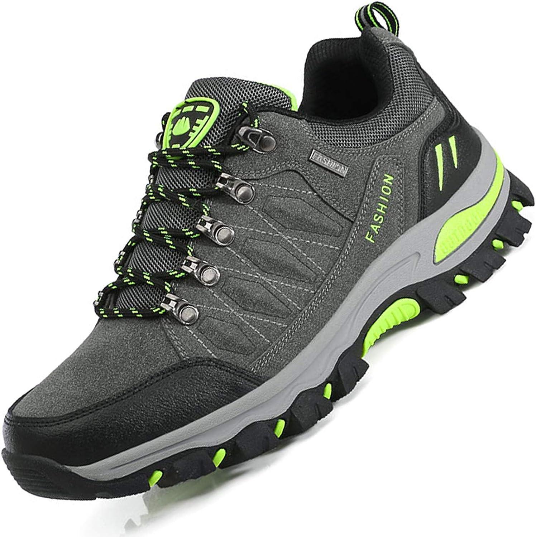 Unitysow Wanderschuhe Trekking Schuhe Herren Damen Sports Outdoor Hiking Sneaker Atmungsaktiv Turnschuhe Walking Wandern Anti-Rutsch Schuhe für…