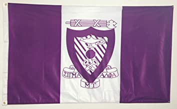 King Greek Sigma Alpha Mu Officially Approved 3' X 5' Flag