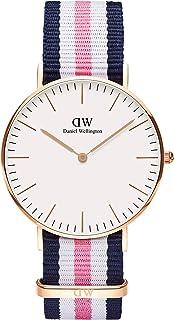 Daniel Wellington Casual Watch Analog Display Japanese Quartz For Women Dw00100034, Multicolour Band
