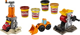 Hasbro 49413 Play-Doh Digging Rigs Projects Starter Set MultiColor