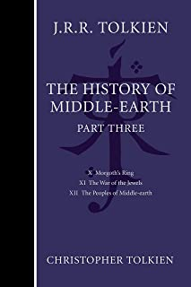 The History of Middle-Earth, Part Three, Volume 3