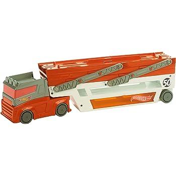 ホットウィール メガ オレンジトレーラー50 FTF68