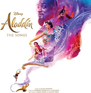 Aladdin: The Songs (2019)