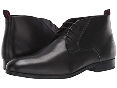 BOSS Hugo Boss Boheme Dessert Boot (Black) Men