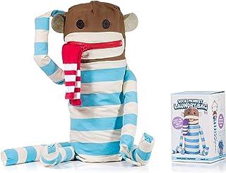 SUCK UK Monkey Laundry Bag サックユーケー モンキー ランドリー バッグ 洗濯袋 収納バッグ サンドバッグ イギリスギフト