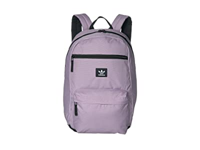 adidas Originals Originals National Backpack (Soft Vision Purple) Backpack Bags