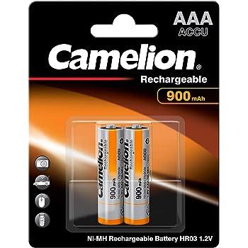 D Camelion 17070220 2 accus R20 7000mAH sous blister