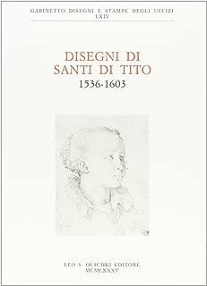 Disegni di Santi di Tito, 1536-1603 (Cataloghi / Gabinetto disegni e stampe degli Uffizi)