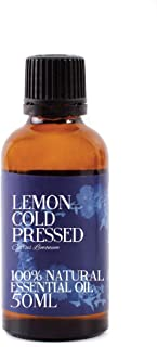 Mystic Moments | Lemon Cold Pressed Essential Oil - 50ml - 100% Natural