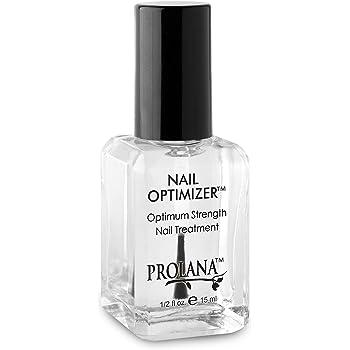 Prolana Nail Optimizer One-Step Multi Use Nail Fortifier, Nail Hardener, Nail Strengthener - Optium Strength Nail Treatment .5 ounces/ 15 milliliters