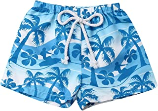 سروال سباحة للشاطئ للأطفال الصغار من فينار، ملابس بحر صيفية ملابس سباحة سريعة الجفاف للأطفال الأولاد