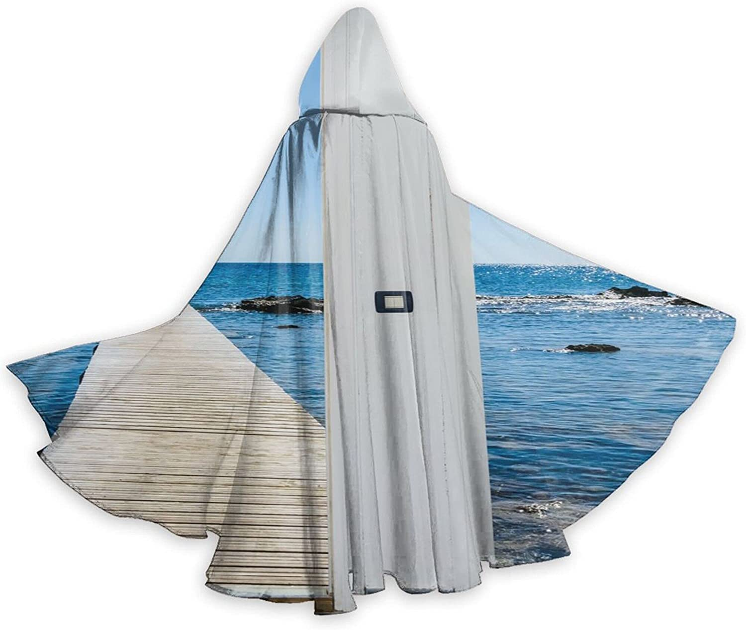 Cloak Coastal Theme With The Ocean Sea Pa Sunny Scenery Day Tampa Challenge the lowest price of Japan Mall