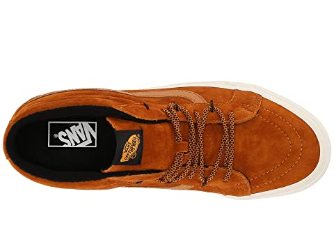 Iron MTE Reissue SK8 Marshmallow MTE Marshmallow MTE Mid Brown Vans Ghillie Forged Marshmallow Black Sudan MTE w4qvW7p