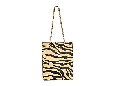 Loeffler Randall Antoinette Shopper Tote (Tiger) Handbags