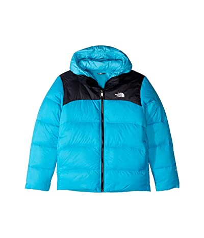 The North Face Kids Double Down Triclimate(r) (Little Kids/Big Kids) (Acoustic Blue) Girl