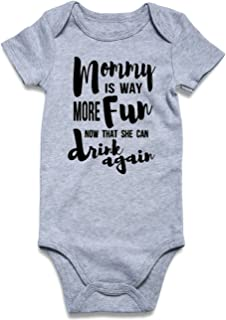 funny newborn outfits