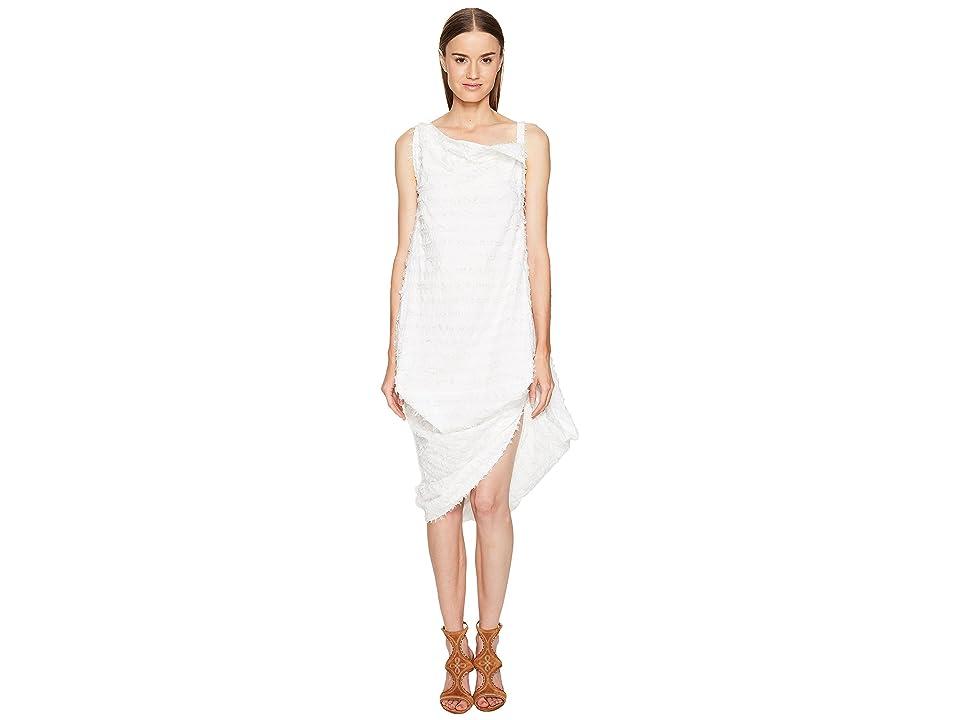 Vivienne Westwood Tube Dress (Optical White) Women