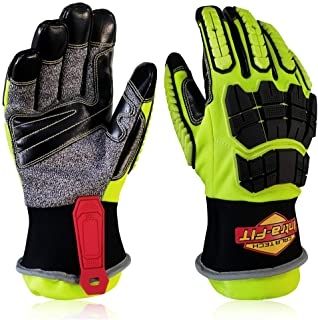 Intra-FIT Rescue 79315 Extrication Glove, Water-proof ,Great barrier & liner retention. Super...
